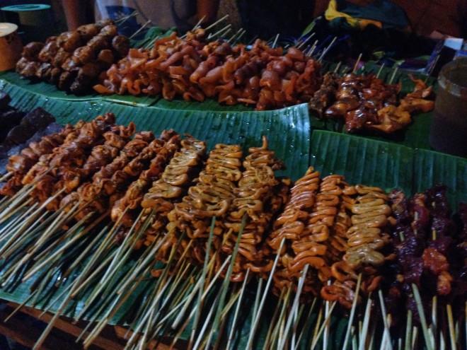 フィリピン風焼き鳥